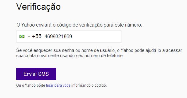 Yahoo Registro11